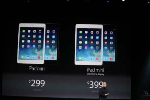 Apple Event Recap   iPad Air, iPad Mini with Retina, and More!   ipadmini 500x333