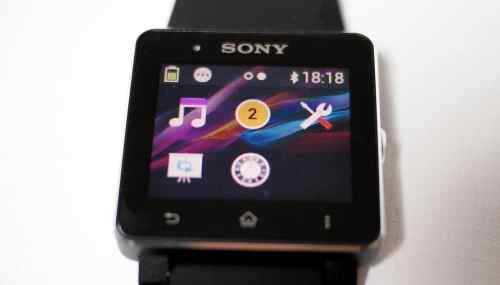 MEGATech Reviews   Sony Smartwatch 2 SW2 for Android Smartphones   sonysw2 6 500x285