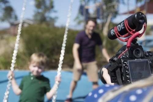 The RØDE VideoMic GO Takes The Guess Work Out of Good Audio   vmg insitu park02 500x333
