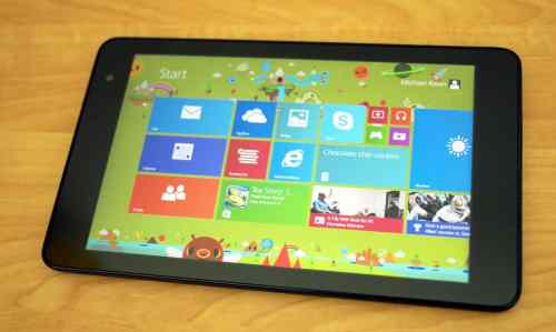 MEGATech Reviews   Dell Venue 8 Pro Windows Tablet   dellvenue8pro 11 500x299