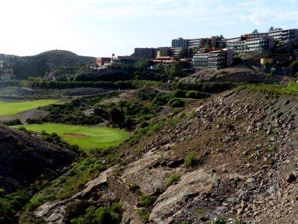 Salobre Golf mit Golfhotel