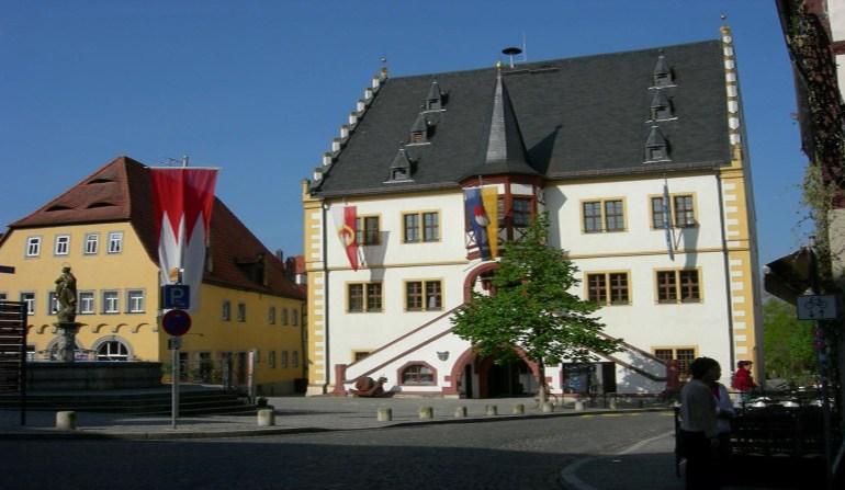 Volkacher Rathaus