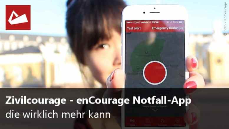 Notfall-App enCourage
