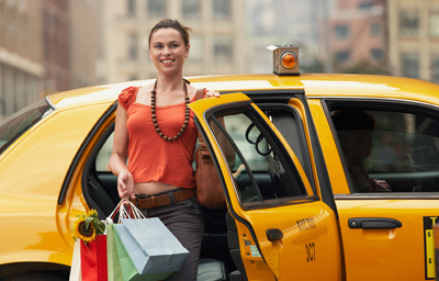 GPS Trackers Taxi Cabs