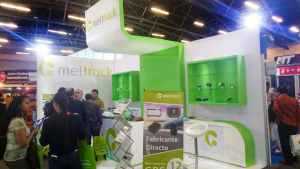 Meitrack Booth at International Security Fair