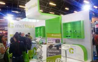 Meitrack GPS Tracking Booth at International Security Fair