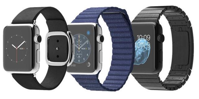 Il prezzo di Apple Watch scende in vista del lancio di Apple Watch 2