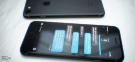 iPhone 7 eccolo in nero spaziale e con tutte le novità