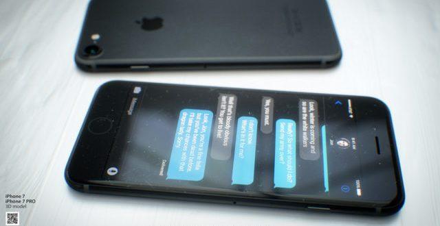 Ecco i 5 colori del nuovo iPhone 7