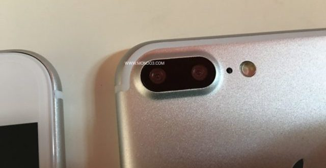 Prime immagini dei nuovi iPhone 7 e iPhone 7 Plus