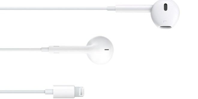 Auricolari lightning Apple lavora per risolvere il problema