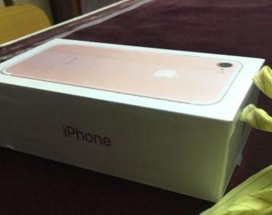 iPhone 7, ecco la scatola di vendita, è un fake?