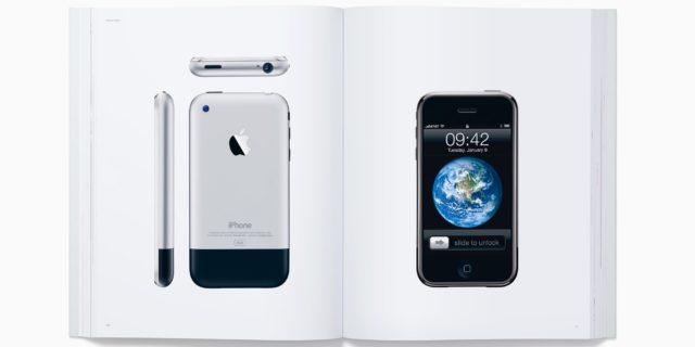 Arriva un libro Apple dedicato ai 20 anni di prodotti e progettazione