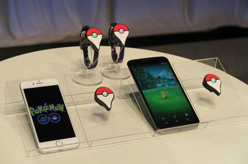 Pokemon Go Plus Bileklikler