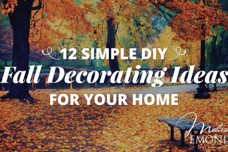 Fall DIY decorating