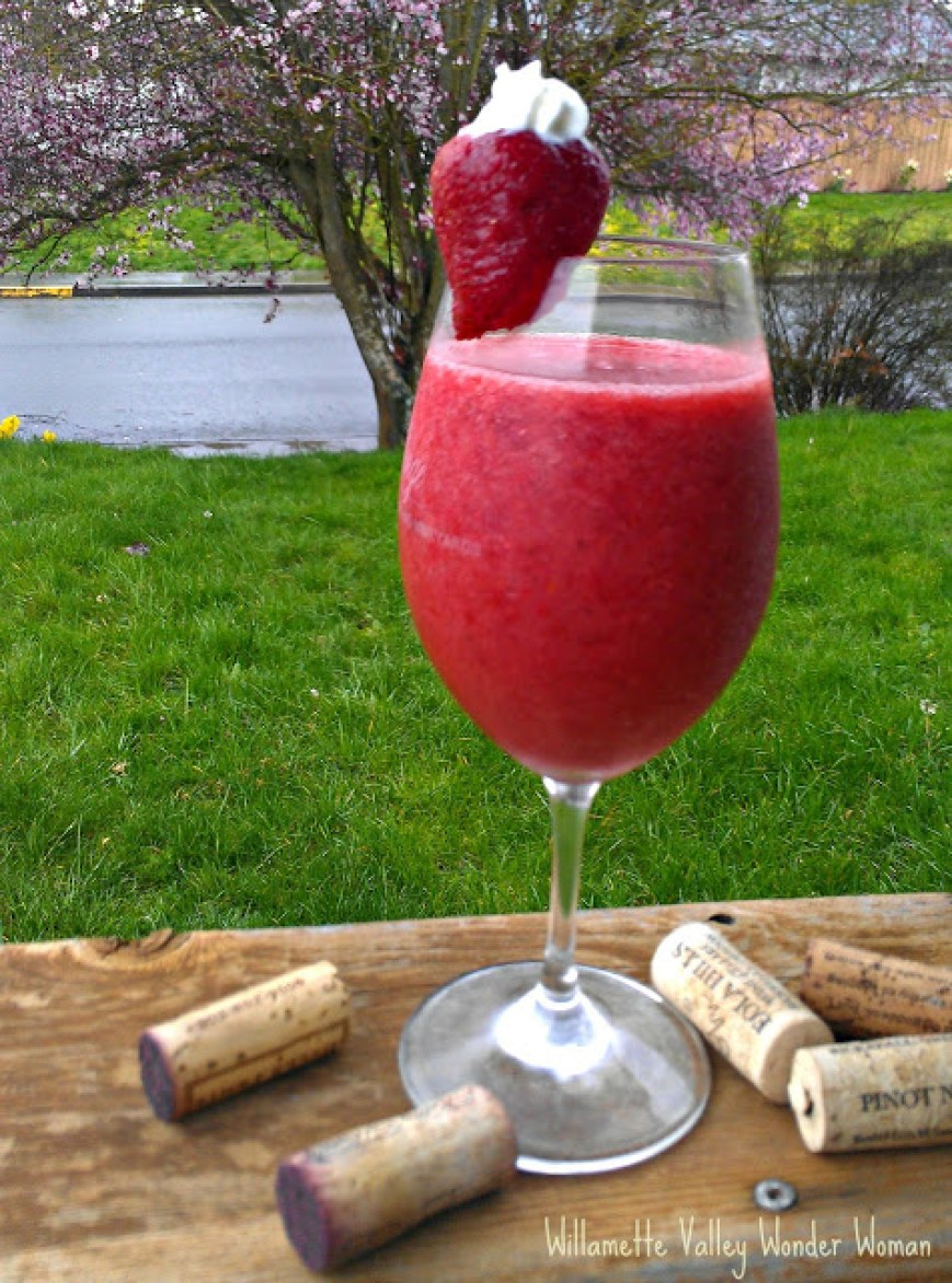 Simple Strawberry Riesling Recipe