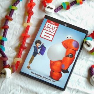 Big Hero 6 Baymax Candy Necklaces