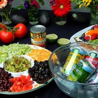 Zesty Taco Dinner Party