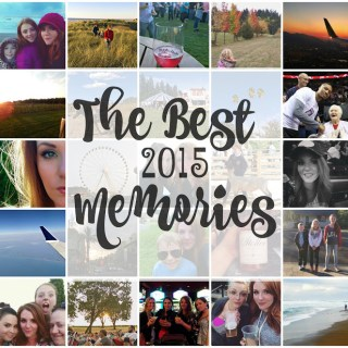 The Best Memories of 2015