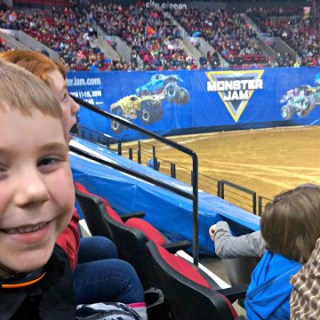 My First Time at a Monster Jam®