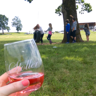 My Mother's Day: Picnic at Stoller Family Estate
