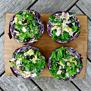 Hawaiian Salad Bowl Recipe