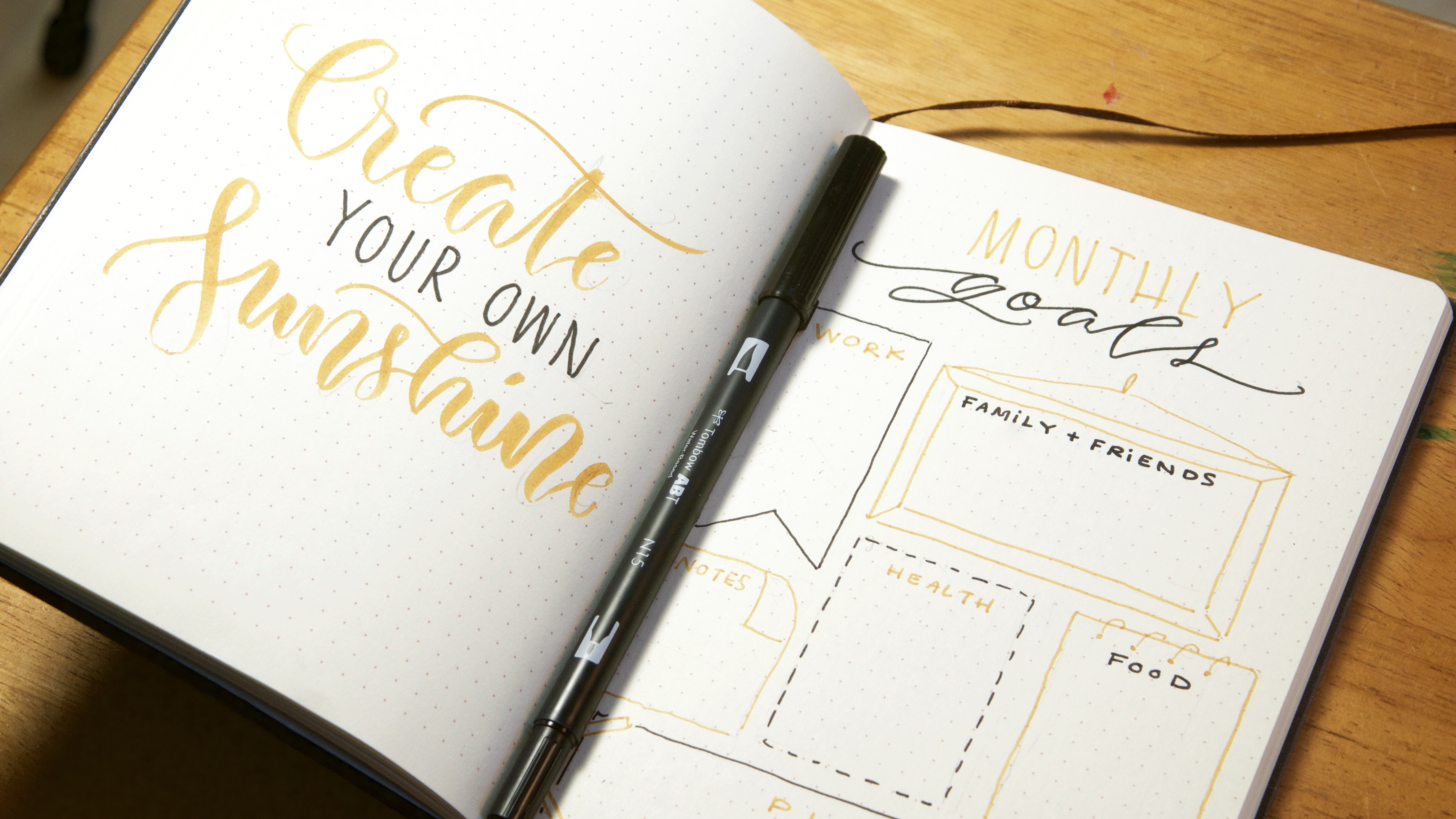 Plan with me - November style!