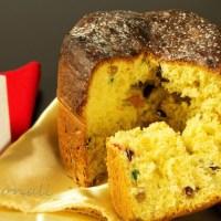 Panettone: Italian Christmas Sweet Bread