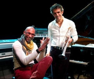 Omar Sosa and Paolo Fresu