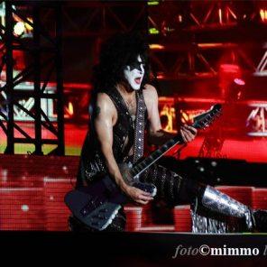 Energico live show dei Kiss a Udine | © Mimmo Lamacchia