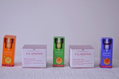 clarins melolimparfaite booster multi active