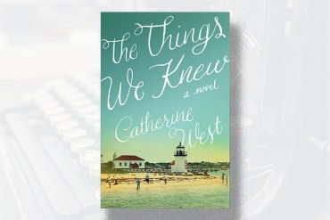 Melony Teague reviews The Things We Knew by Catherine West