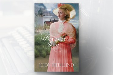 Book-Review-Forever-Safe-Jody-Hedlund