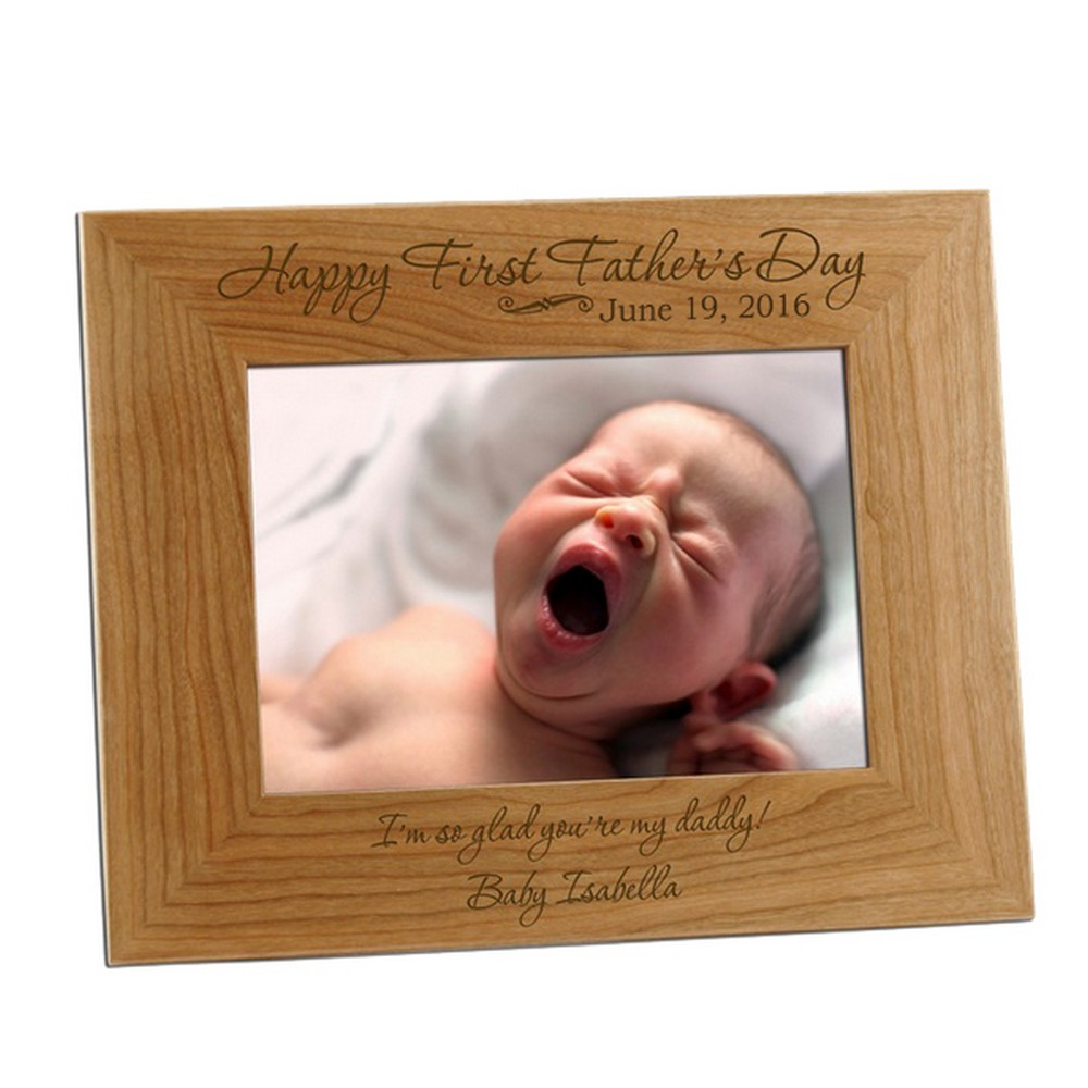Enticing Fars Day Personalized Frame Engraved Frames Business Engraved Frames Etsy photos Engraved Picture Frames