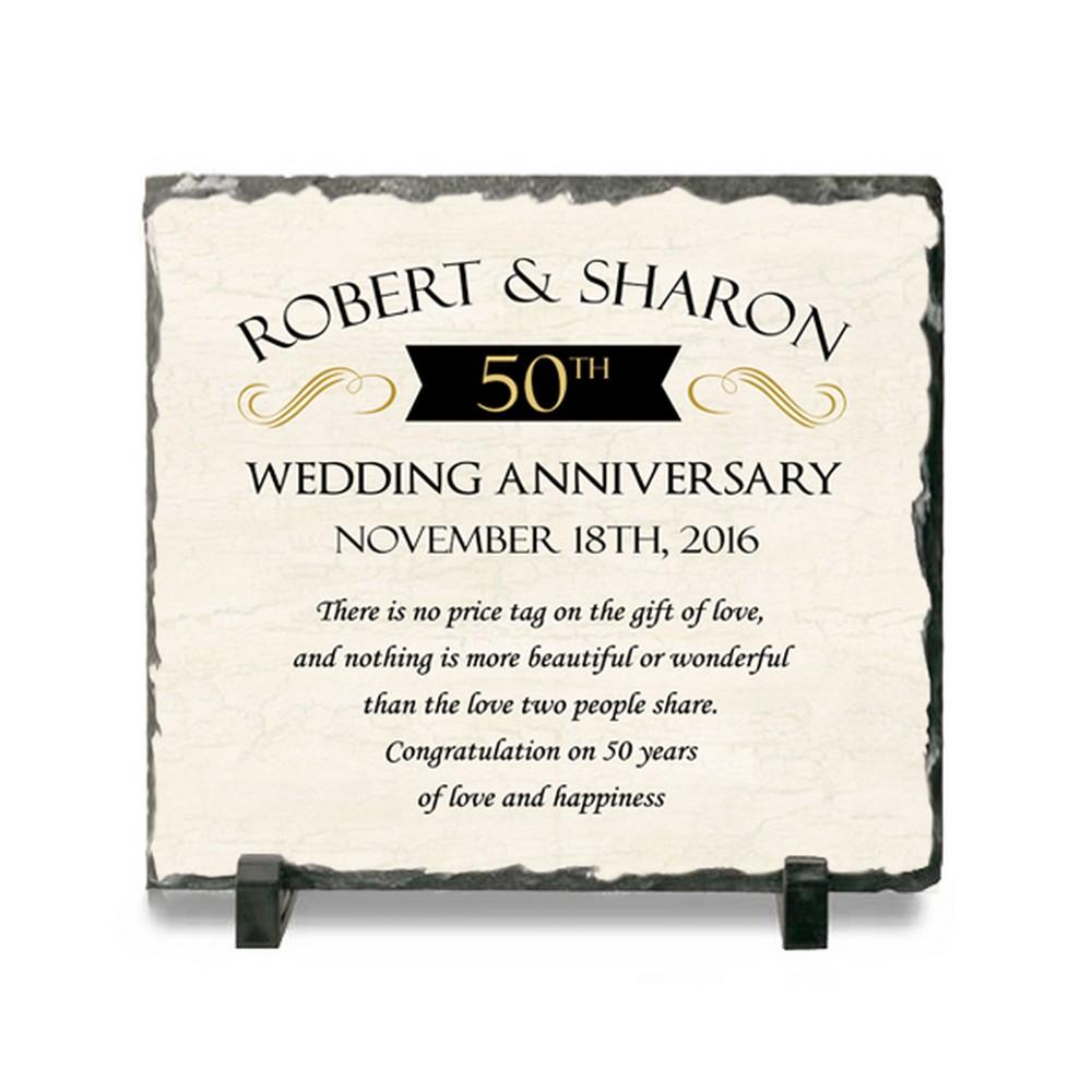 Extraordinary Wedding Anniversary Personalized Stone Plaque 50th Wedding Anniversary Quotes 50th Wedding Anniversary Wishes wedding 50th Wedding Anniversary