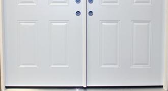Double Entry Door Seals