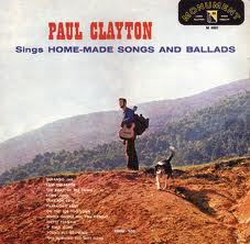 Paul Clayton sings home-made