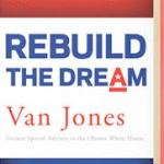 Book 33 of 2012 – Rebuild the Dream – Van Jones