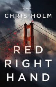 Red Right Hand - Chris Holm one of my March Reads