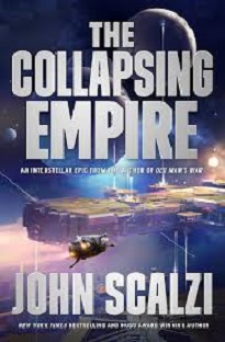 The Collapsing Empire - my latest Reading Challenges read