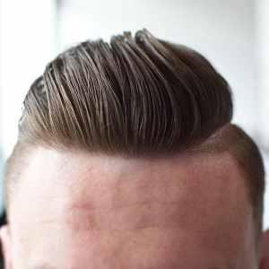 Modern Men's Hairstyles 2015: The Pomp