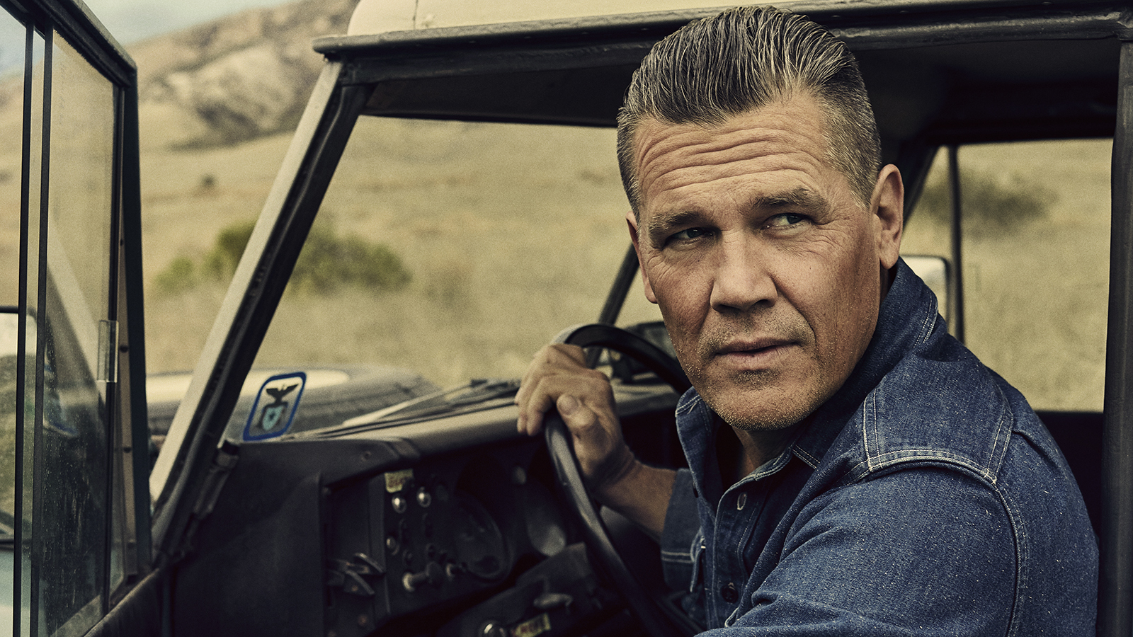 Josh Brolin Covers the June 2018 Issue of Men s Journal