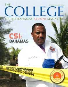 COB Alumni Magazine Cover
