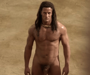mike edwards spartacus frontal