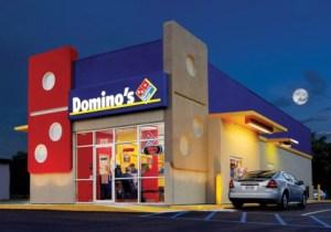 Dominos Prices restaurant