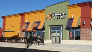 Panera Bread Menu Prices Restaurant