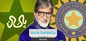 Amitabh Bachchan to be commentator during ICC World Cup India Pakistan Cricket match on February 15, 2015