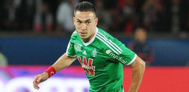FOOTBALL : PSG vs Saint Etienne - Ligue 1 - 31/08/2014