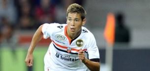Raphael GUERREIRO - 10.08.2013 - Lille / Lorient -  1ere journee de Ligue 1 Photo: Amandine Noel / Icon Sport