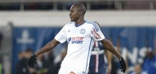 Giannelli IMBULA  - 09.11.2014 - Paris Saint Germain / Marseille - 13eme journee de Ligue 1 Photo : Johnny Fidelin/ Icon Sport